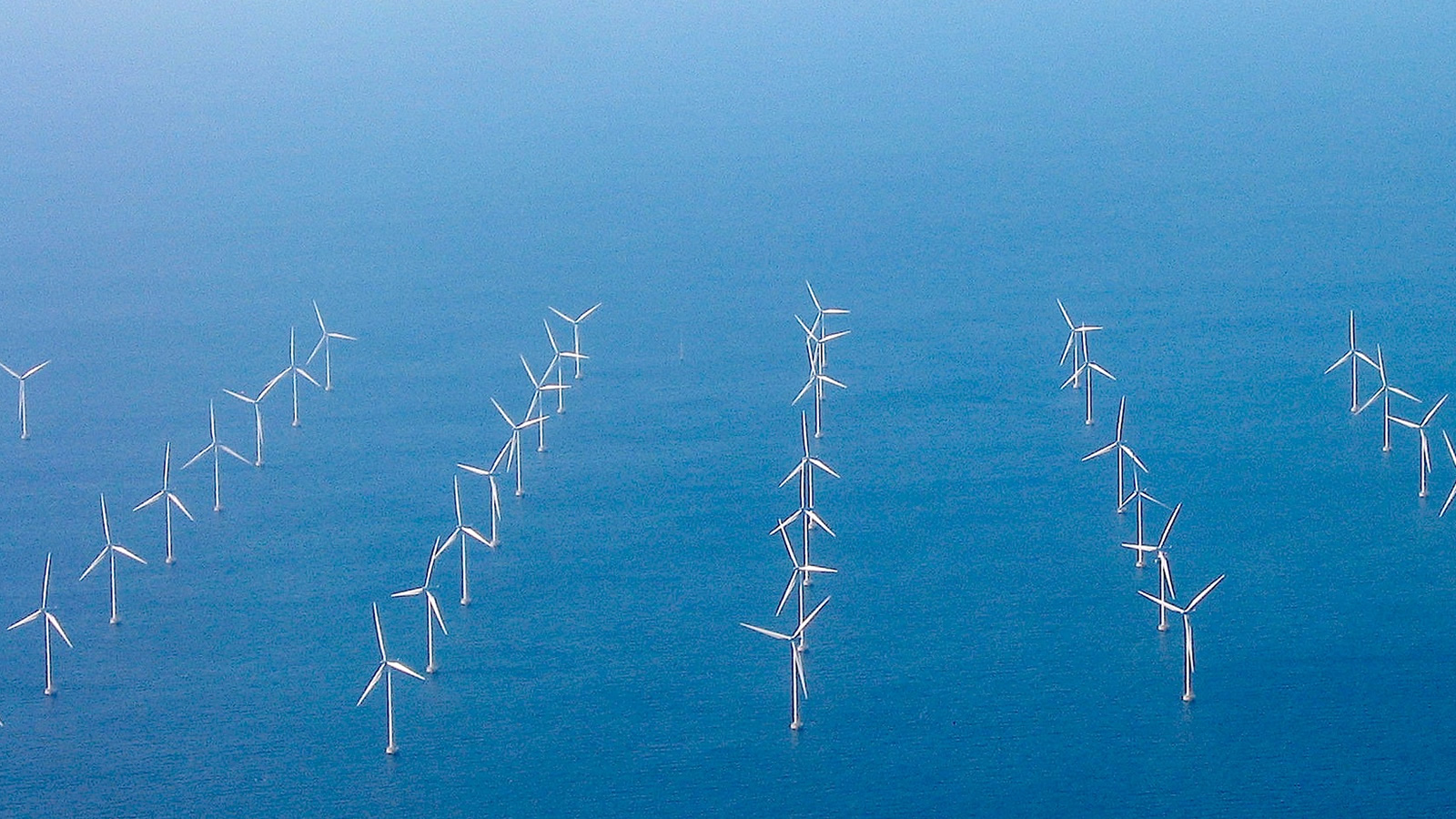 <h4>40 percent</h4><h5>Atlantic winds could ultimately meet 40 percent of current needs</h5><em>Lillgrund Wind Farm, Denmark / Mariusz Paździora CC BY-SA 3.0</em>